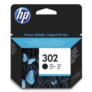 HP302 černá - HP F6U66A