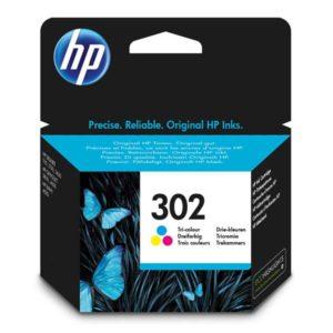 HP302 barevná - F6U65AE