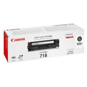 Toner Canon CRG-718bk