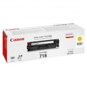 Toner Canon CRG-718y